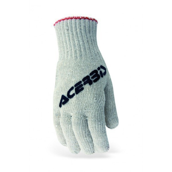 Acerbis Handschuh COTTON weiss #1