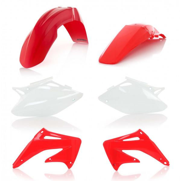 Acerbis Plastik Kit Honda OEM04 / 4tlg. #1