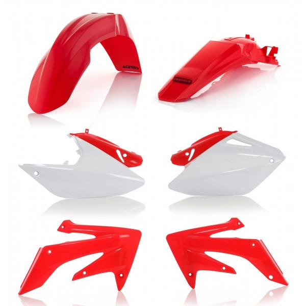 Acerbis Plastik Kit Honda OEM05 / 4tlg. #1