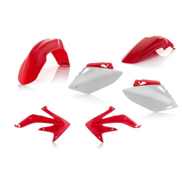 Acerbis Plastik Kit Honda OEM07 / 4tlg. #1