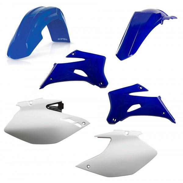 Acerbis Plastik Kit Yamaha OEM / 4tlg. #1