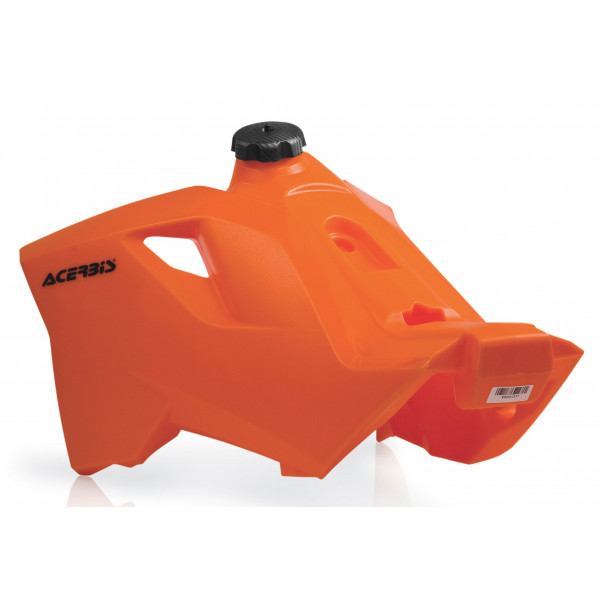 Acerbis Tank KTM 13.0L orange #1