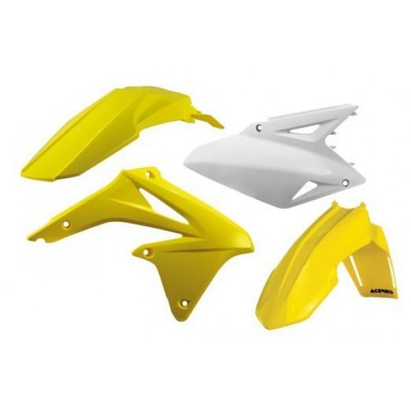 Acerbis Plastik Kit Suzuki OEM / 4tlg. #1