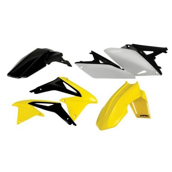 Acerbis Plastik Kit Suzuki OEM13 / 4tlg. #1