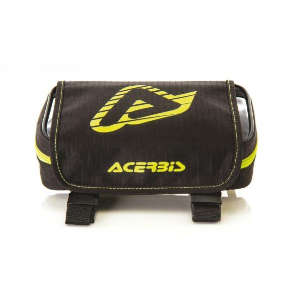 Acerbis Werkzeugtasche Tool Rear schwarz-gelb-fluo #1