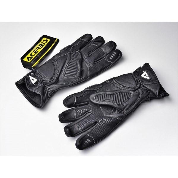 SALE% - Acerbis Motocross Handschuh Dakotoa schwarz #1