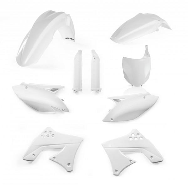 Acerbis Plastik Full Kit Kawasaki weiß / 6tlg. #1