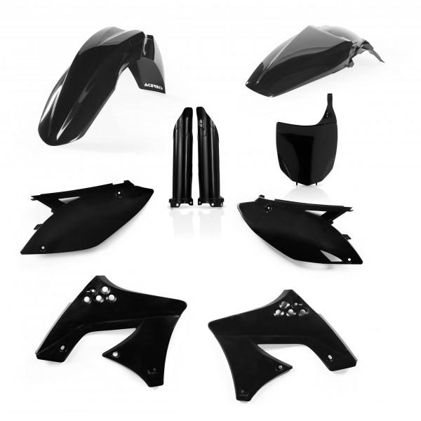 Acerbis Plastik Full Kit Kawasaki schwarz / 6tlg. #1