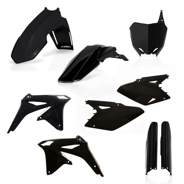 Acerbis Plastik Full Kit Suzuki schwarz / 6tlg. #1