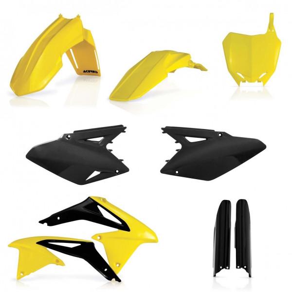 Acerbis Plastik Full Kit Suzuki OEM17 / 6tlg. #1