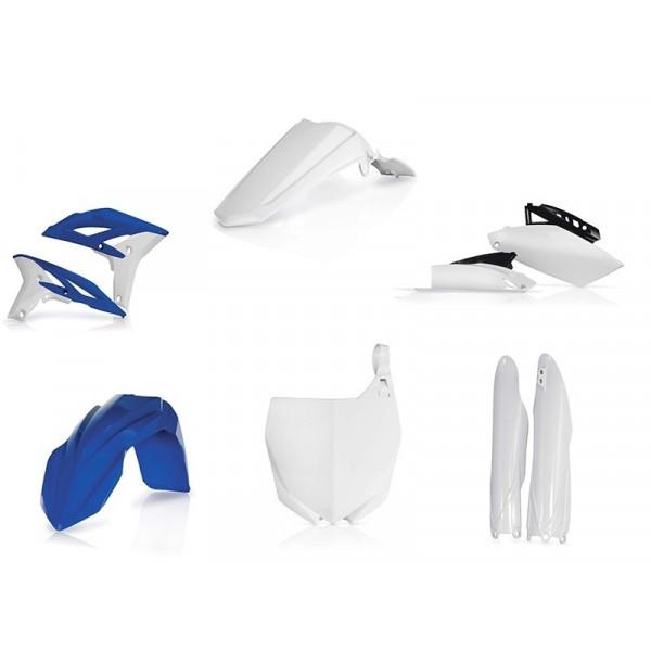 Acerbis Plastik Full Kit Yamaha OEM042 / 6tlg. #1