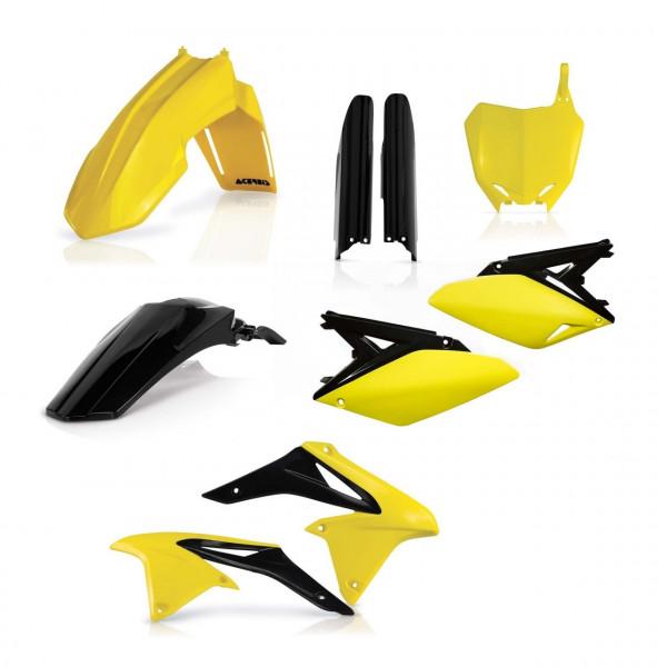 Acerbis Plastik Full Kit Suzuki OEM14 / 6tlg. #1