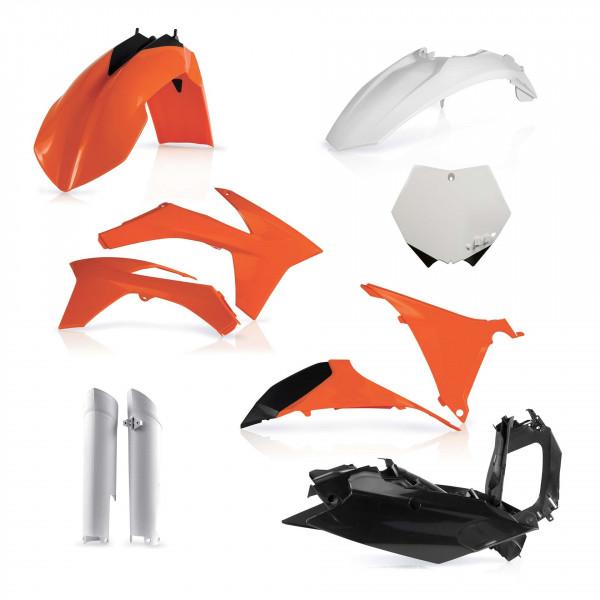 Acerbis Plastik Full Kit KTM OEM11 / 7tlg. #1
