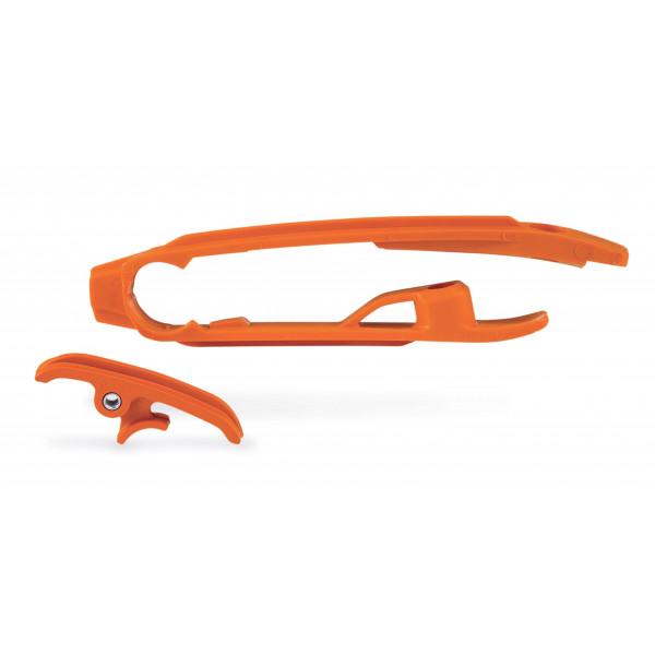 Acerbis Schwingenschleifer KTM / Husqvarna orange98 #1