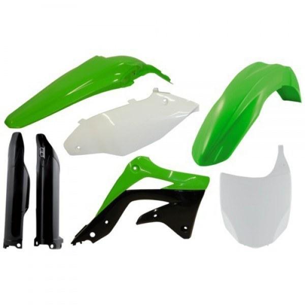 Acerbis Plastik Full Kit Kawasaki OEM12 / 6tlg. #1