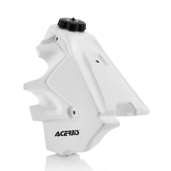 Acerbis Tank Yamaha 8.5L weiß #1