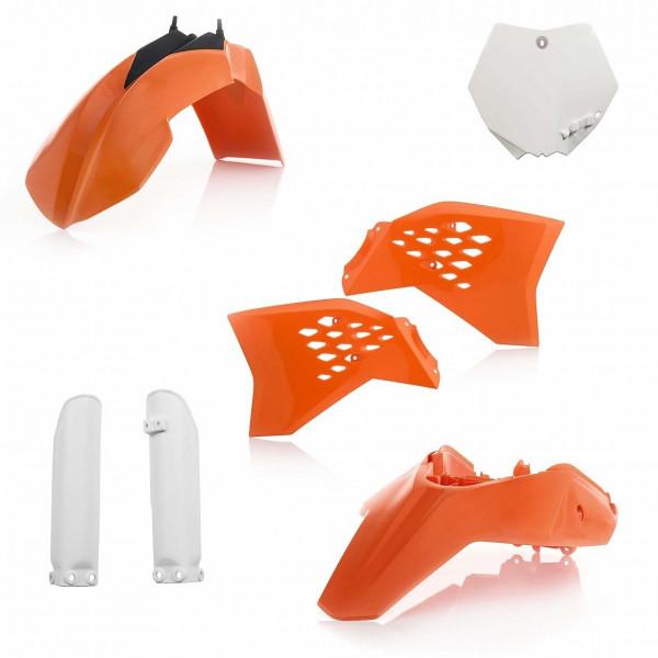 Acerbis Plastik Full Kit KTM OEM13  / 5tlg. #1