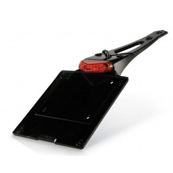 Acerbis Kennzeichenhalterung P113.60 schwarz-rot #1
