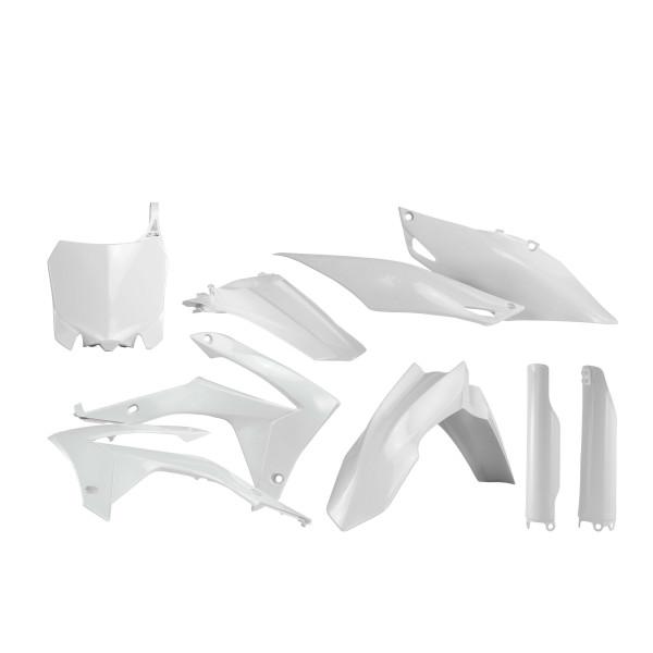 Acerbis Plastik Full Kit Honda weiß / 6tlg. #1