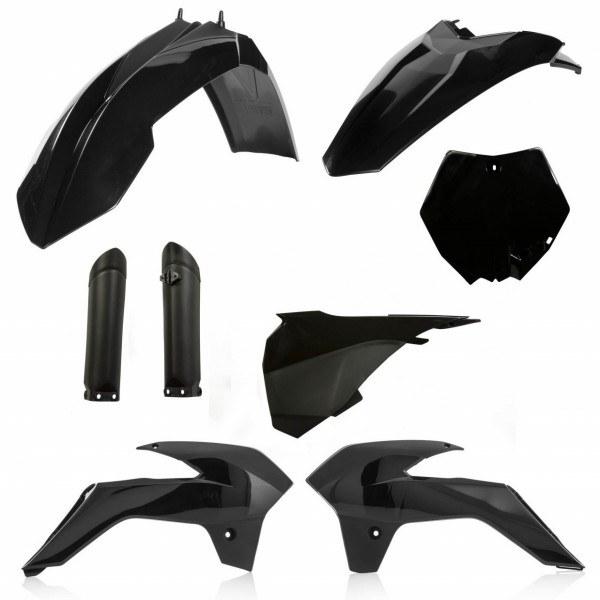Acerbis Plastik Full Kit KTM schwarz / 6tlg. #1
