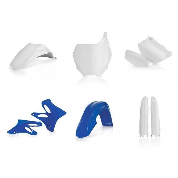Acerbis Plastik Full Kit Yamaha OEM13 / 6-teilig #1