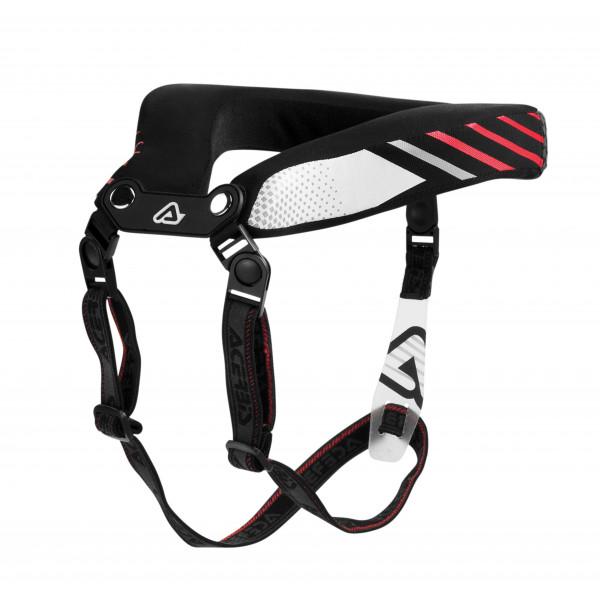 Acerbis Nackenprotektor Collar 2.0 schwarz-rot #1