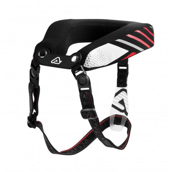Acerbis Nackenprotektor Collar Junior 2.0 schwarz-rot #1
