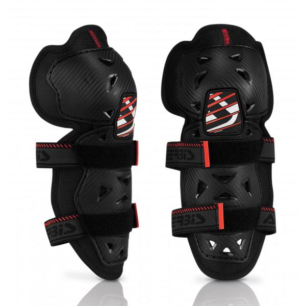 Acerbis Knieprotektor Profile Junior 2.0 schwarz #1