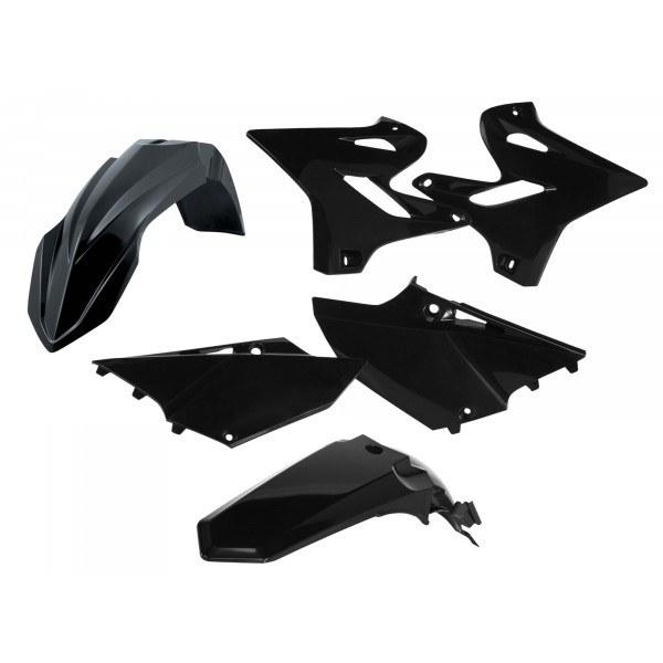 Acerbis Plastik Kit Yamaha schwarz / 4tlg. #1