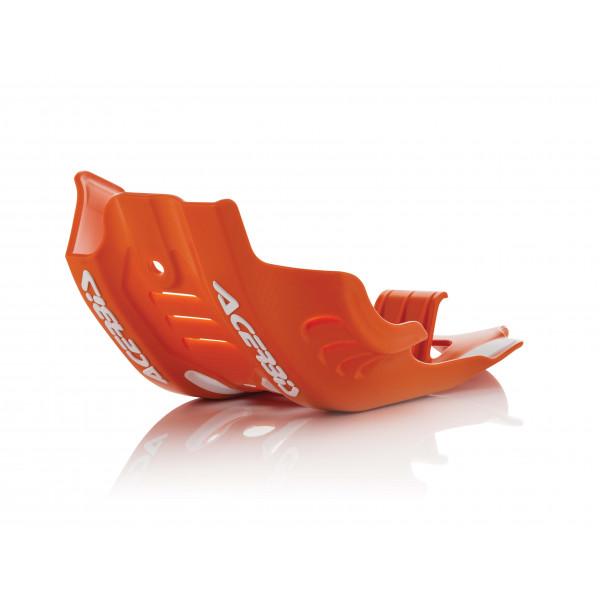 Acerbis Motorschutz KTM / Husqvarna EN+ orange-weiß #1