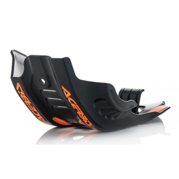 Acerbis Motorschutz KTM / Husqvarna EN+ schwarz-orange #1