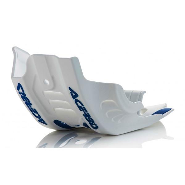 Acerbis Motorschutz KTM / Husqvarna EN+ weiß-blau #1
