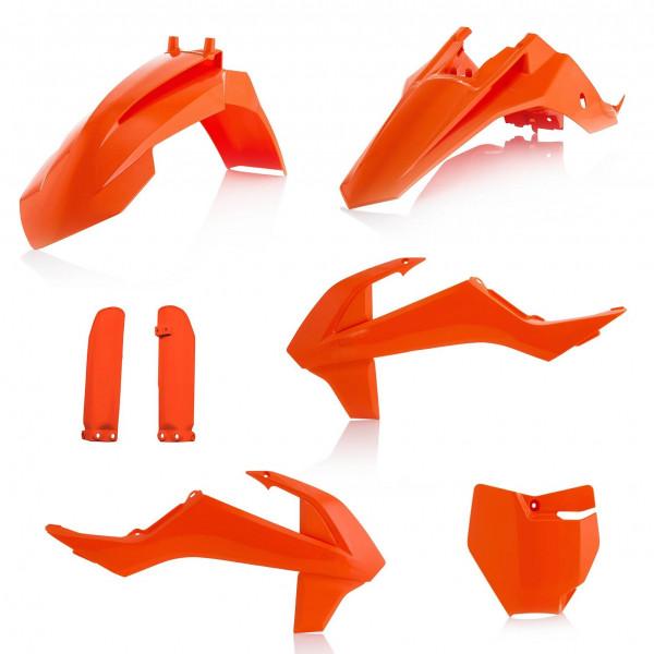 Acerbis Plastik Full Kit KTM orange16  / 5tlg. #1