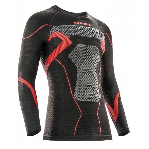 Acerbis Unterziehhemd X-Body Winter schwarz-rot #1