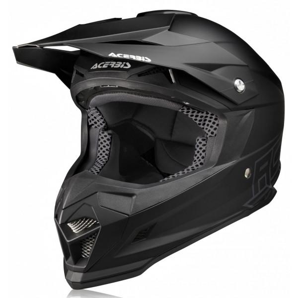 Acerbis Helm Profile 4.0 schwarz matt #1