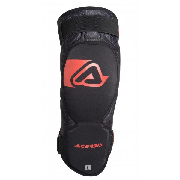 Acerbis Knieprotektor X-Knie schwarz-rot #1