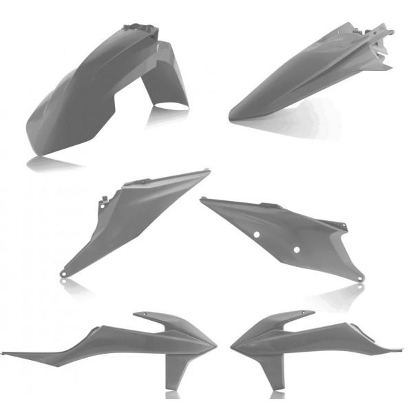 Acerbis Plastik Kit KTM grau / 4tlg. #1