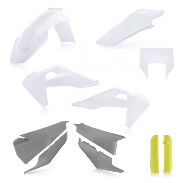 Acerbis Plastik Full Kit Husqvarna OEM / 6tlg. #1