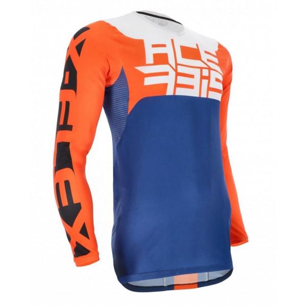 Acerbis Jersey J-Flex Two blau-orange #1