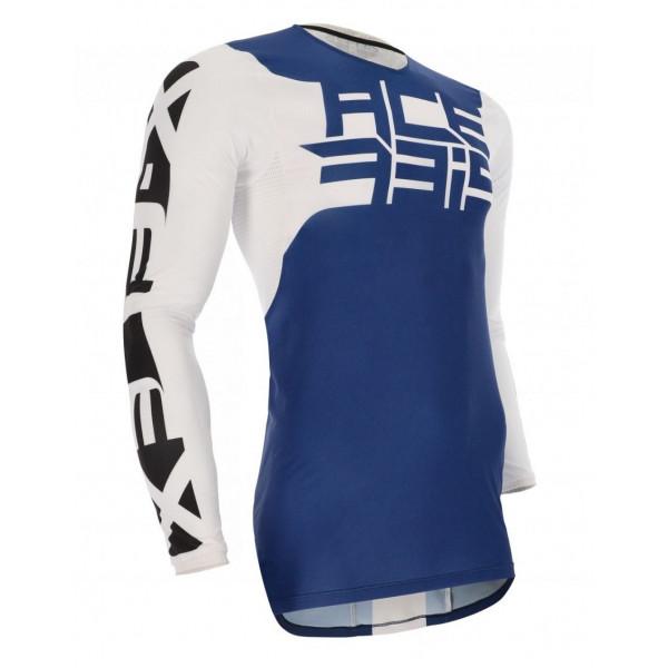 Acerbis Jersey J-Flex Two blau-weiß #1
