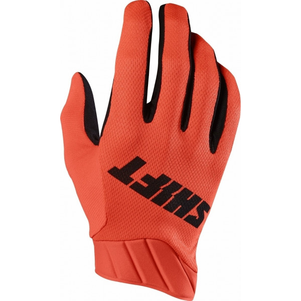 SALE% - SHIFT Handschuhe 3Lack Air orange #1