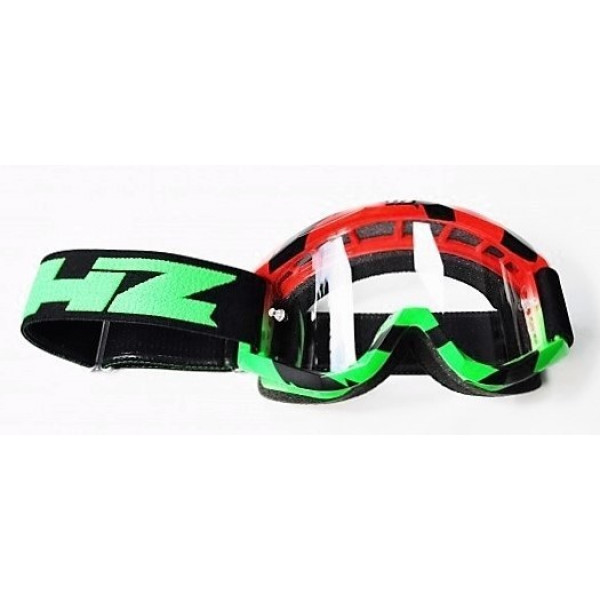 SALE% - HZ Brille GMZ3 TWIST RED/GREEN CS #1