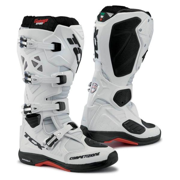 TCX Stiefel Comp Evo 2 Michelin weiß #1