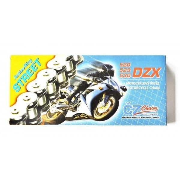 CZ Kette 520 DZX X-Ring T520/G118 #1