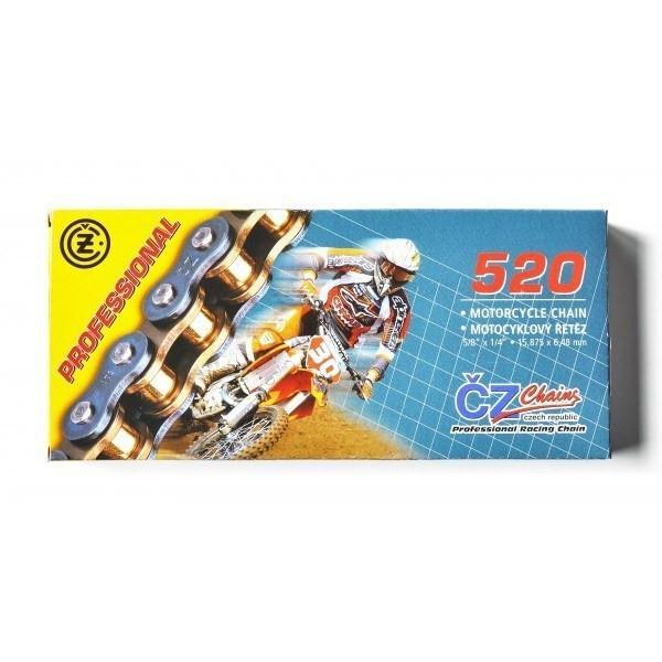 CZ Kette 520 EC T520/G118 #1
