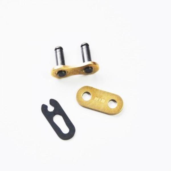 DID Kettenschloß Clip 520 ERT2 Gold Racing T520 #1
