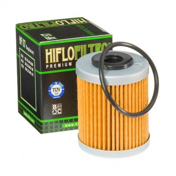 Hiflo Filtro Ölfilter KTM Filter kurz #1