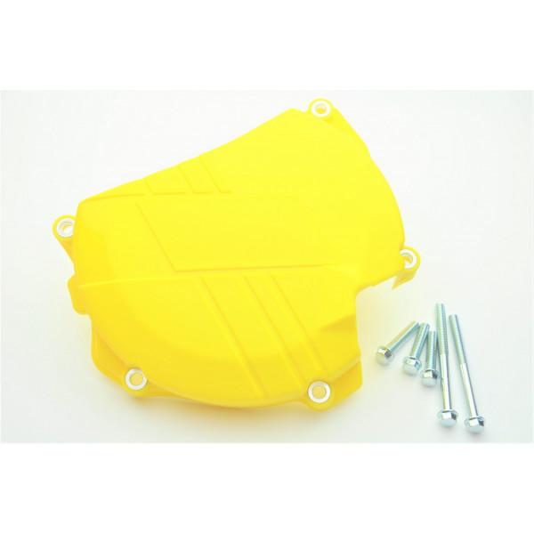 H-ONE Kupplungsdeckel Schutz Suzuki gelb #1