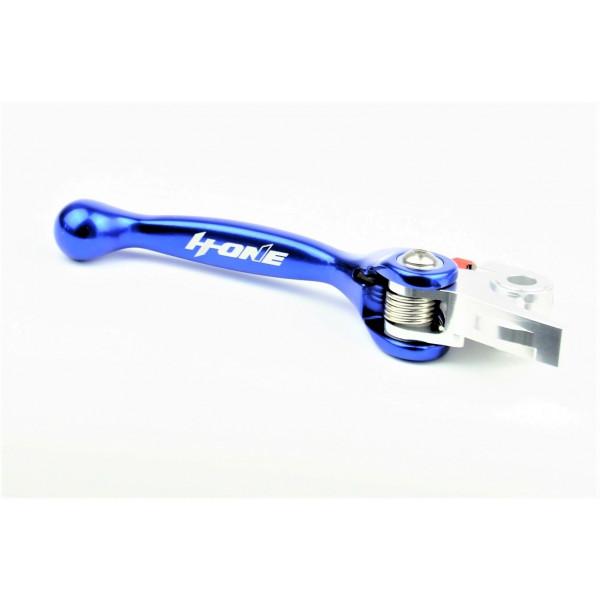 H-ONE Bremshebel Flex KTM / Husqvarna / Sherco blau // Brembo #1