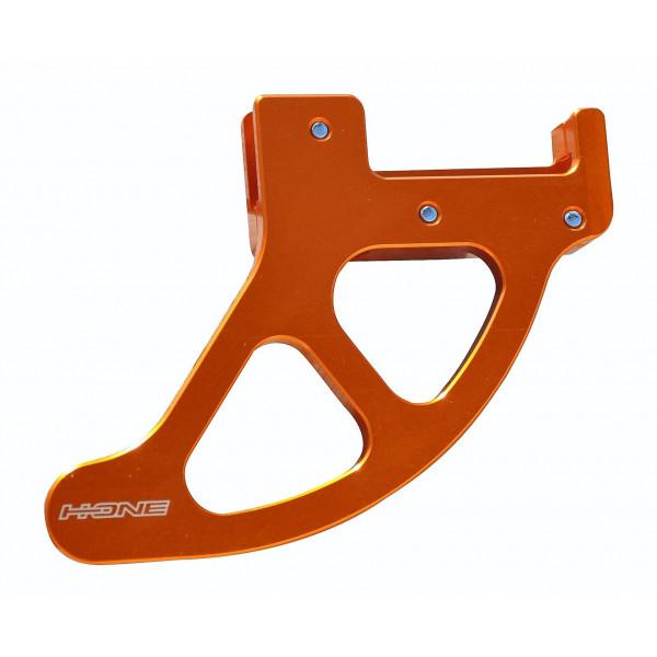 H-ONE Bremsscheiben Schutz hinten KTM / Husqvarna orange #1